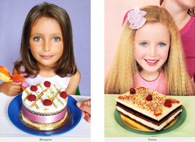 Série Little Dolls, 2004-2006