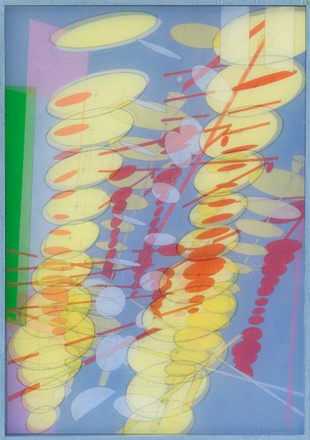 Bernard moninot galerie jean fournier  original medium