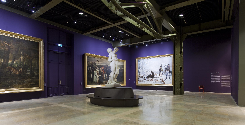 02   pavillon amont salle courbet c mus e d orsay sophie boegly original