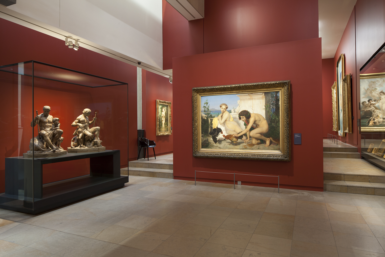 Salles luxembourg 4  mus e d orsay sophie boegly original