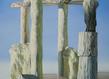 Mmaris rudiments 2015 160x130cm huilesurtoile bd grid