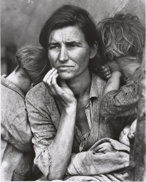 Musee orsay qui a peur des femmes photographes dorothea lange medium