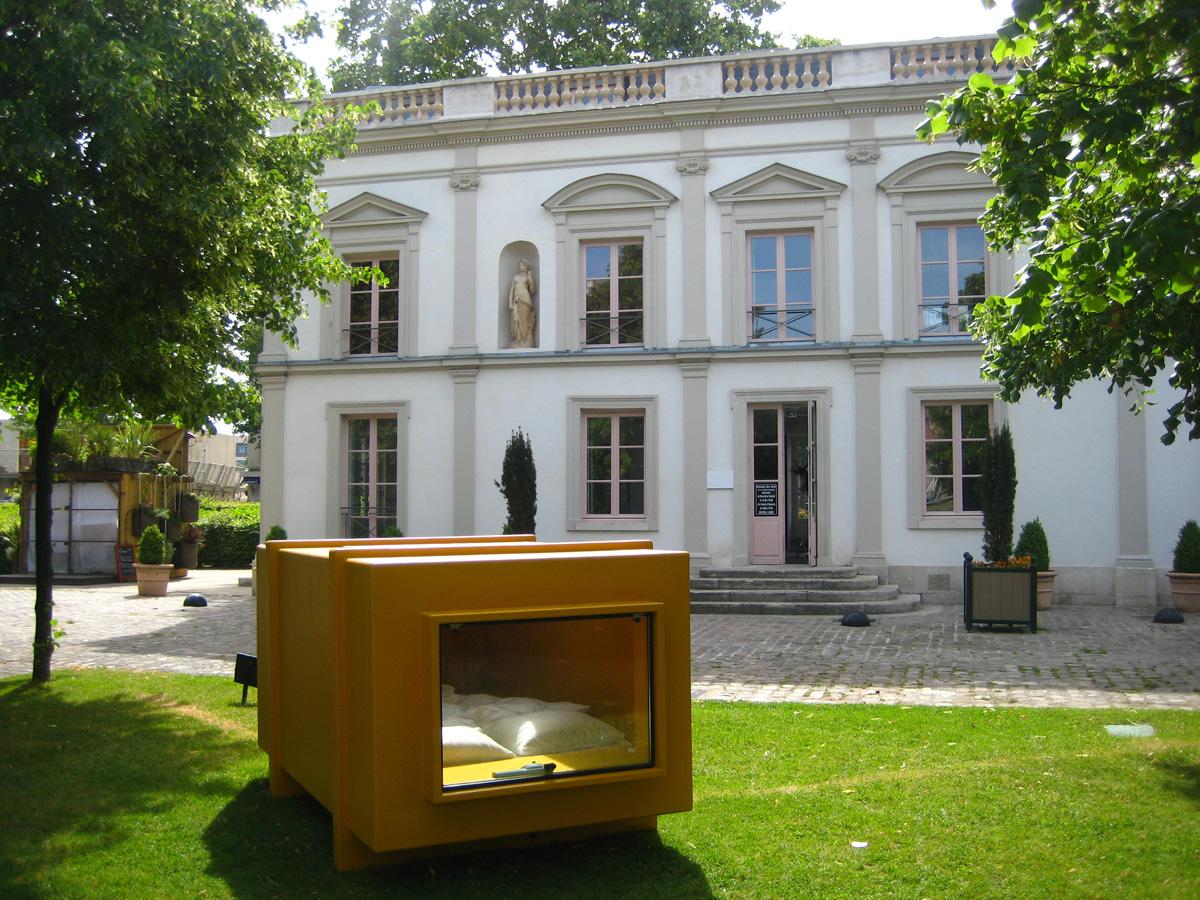 Maison des arts de malakoff et dynamo van lieshout slash paris original