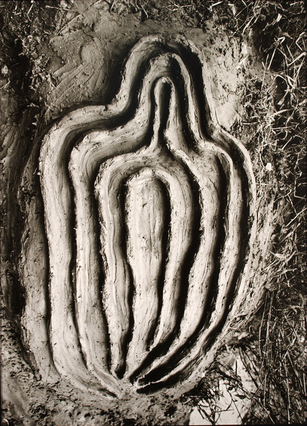 Ana mendieta vivificacion de la carne lelong gallery medium