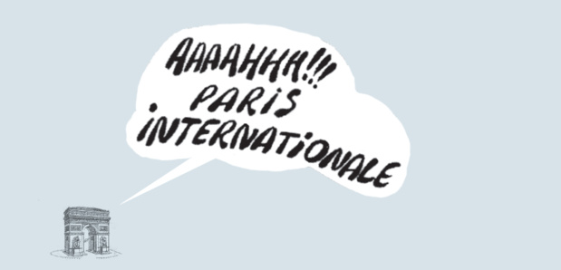 Paris internationale medium