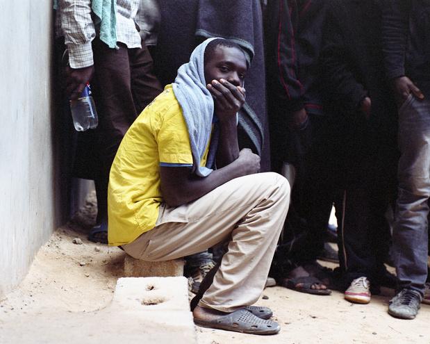 08 biennale photographes monde arabe samuel gratacap medium
