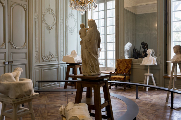 Musee rodin reouverture medium