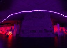 Claude Lévêque au Louvre, Sous le plus grand chapiteau du monde