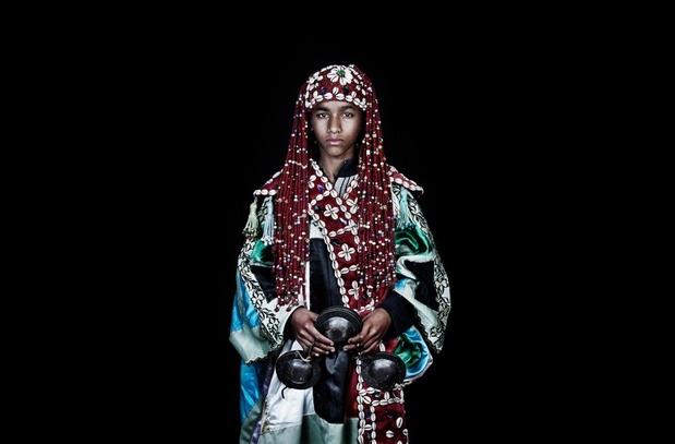 Mep maison europe enne de la photographie leila alaoui se rie les marocains  medium