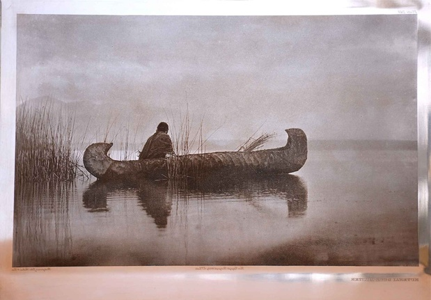 Edward sheriff curtis paris photo medium
