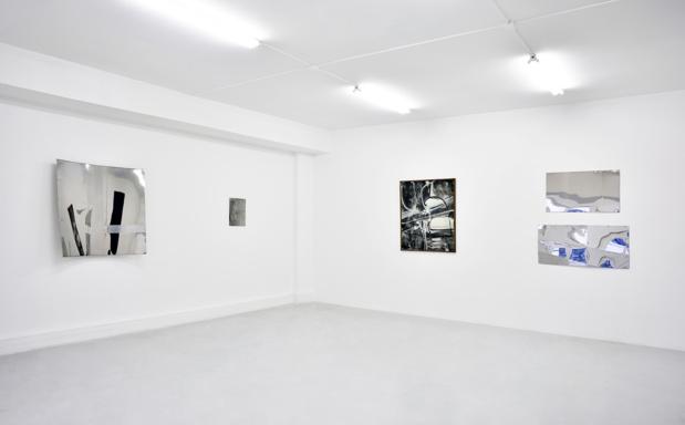 Galerie in situ lars fredrikson vue exposition medium