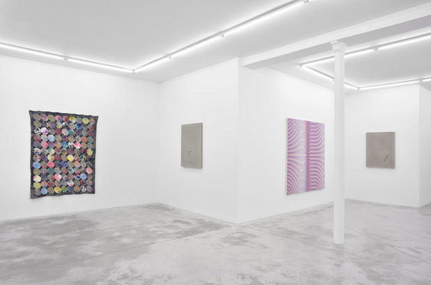 Galerie praz delavallade free admission vue exposition medium