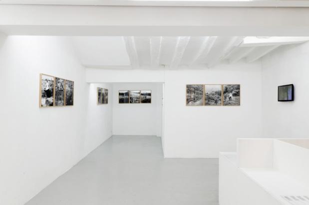 Galerie dohyang lee marcos avila forero vue exposition medium