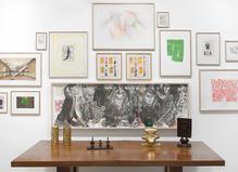 Entre eux et moi—Galerie Catherine Putman
