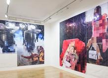 Thomas Hirschhorn—Galerie Chantal Crousel