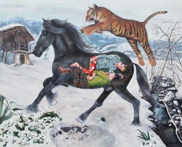 Nazanin pouyandeh galerie sator original