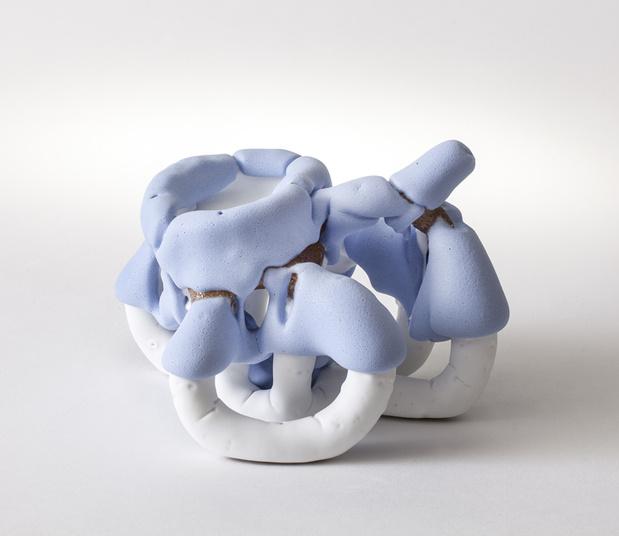 Web k64265   blue white species no 1551 13x20x16 stoneware and glaze 2015 bs medium