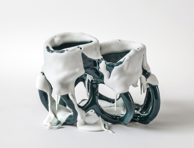 Web k64269   white green species no 1554 16x22x16 stoneware and glaze 2015 bs medium