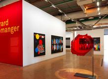 Gérard Fromanger—Centre Pompidou