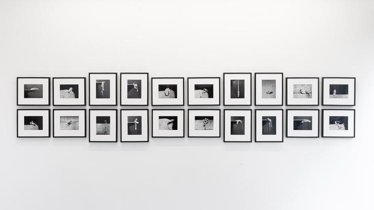Alina Szapocznikow, Fotorzezby (Photosculptures), 1971/2007