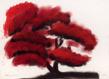 David nash red tree grid