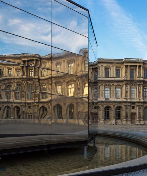 Musee du louvre eva jospin panorama medium