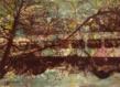 Galerie zurcher michel huelin hidden landscape grid