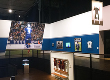 La Grande Galerie du Foot—Grande halle de La Villette