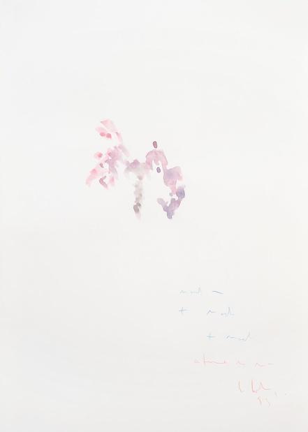 Galerie bernard bouche bernd lohaus fleur 1993 medium