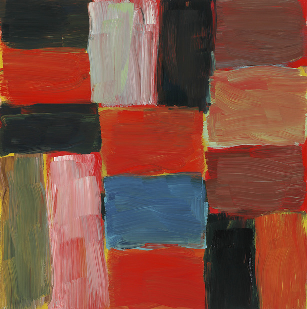 Sean scully galerie lelong medium