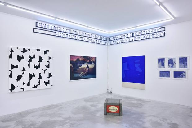 Galerie praz delavallade vue exposition medium