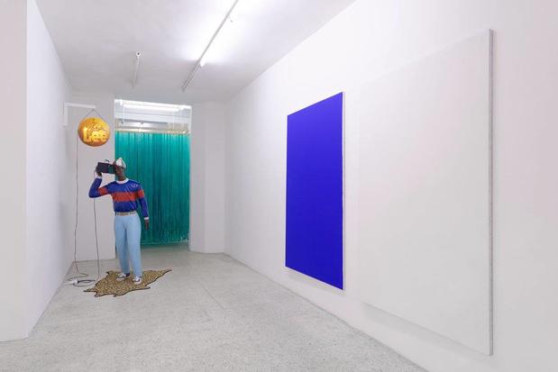 Galerie semiose presence panchounette medium