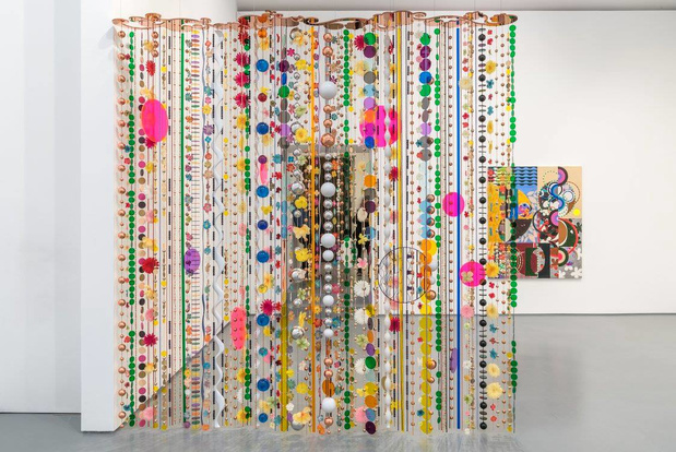Galerie max hetzler beatriz milhazes marilola medium