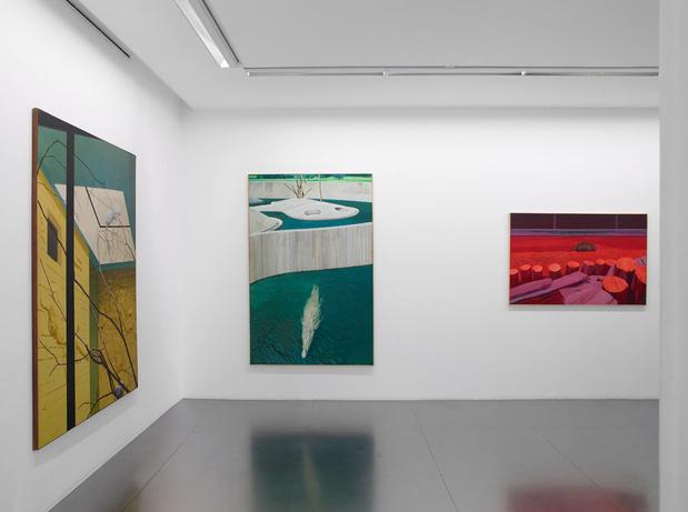 Galerie loevenbruck gilles aillaud medium