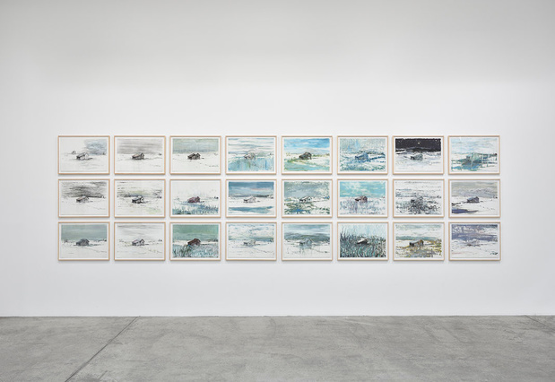 Galerie marian goodman sabine moritz medium