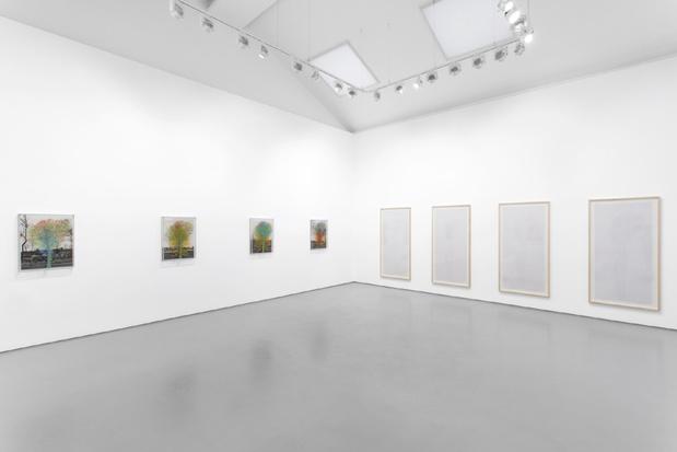 Galerie max hetzler gaines charles medium