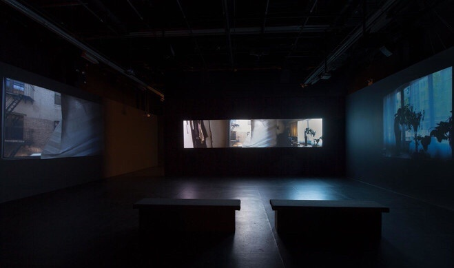 Chantal Akerman, Maniac Shadows, 2013