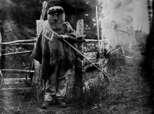 Mapuche musee de l homme kollon medium