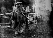 Mapuche—Musée de l'Homme