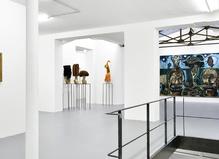 En marge—Galerie In Situ, Fabienne Leclerc