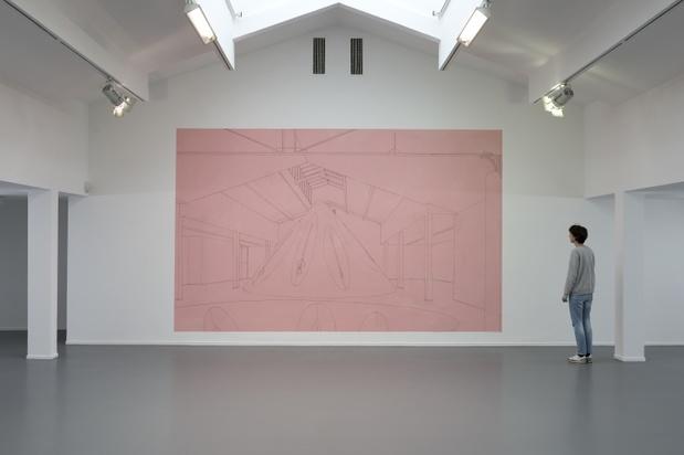Thomas huber centre culturel suisse ccs paris photomarcdomage medium