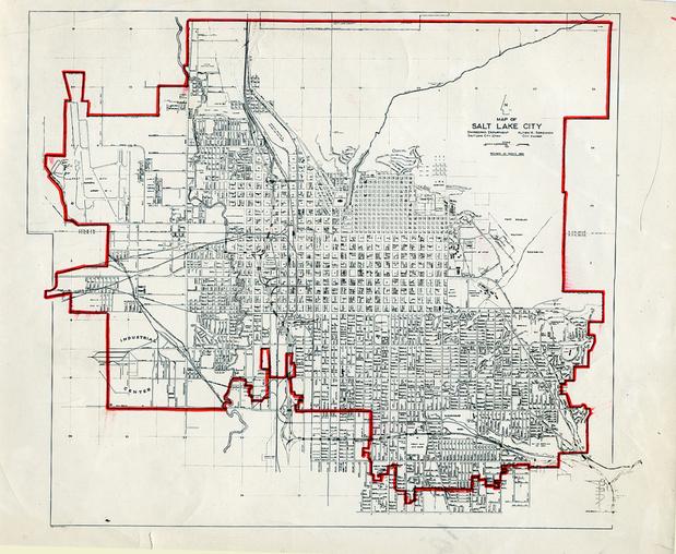 Gianni pettena salle principale mappa 1972 redline medium