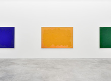 Bertrand Lavier—Galerie Almine Rech