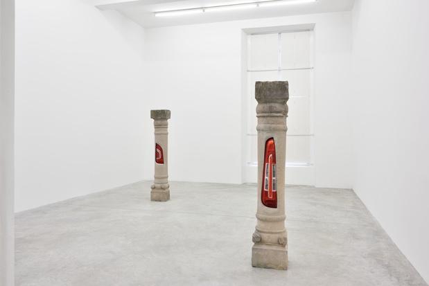 Bertrand lavier galerie almine rech paris 3 medium