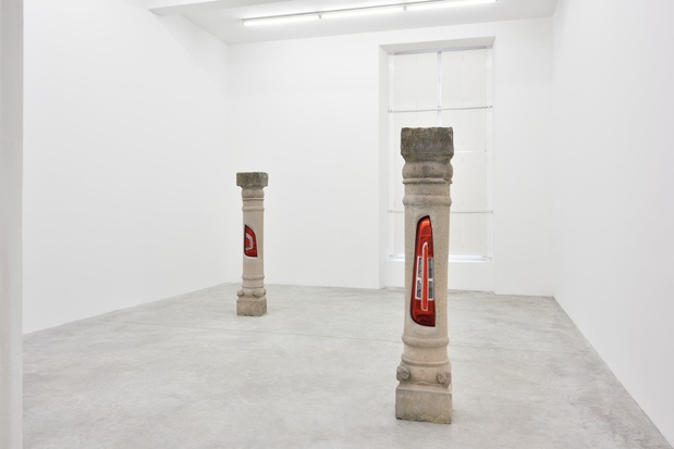 Bertrand lavier galerie almine rech paris 3 medium