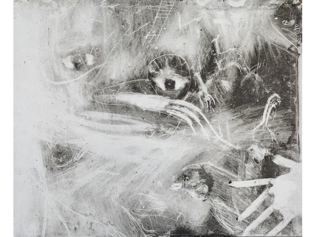 Lionel sabatte galerie c paris drawing now 1 medium