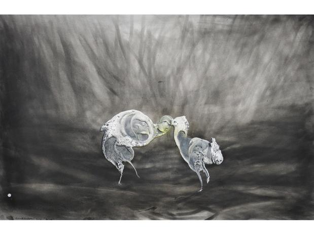 Lionel sabatte galerie c paris drawing now 2 medium