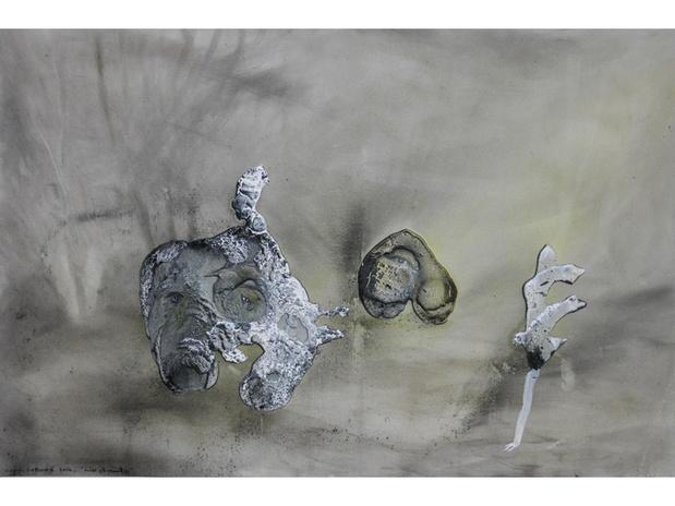Lionel sabatte galerie c paris drawing now 3 medium