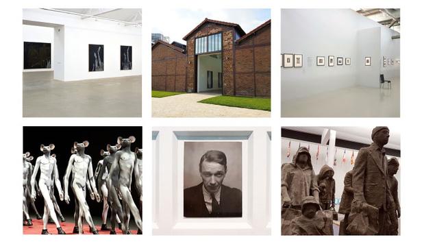 Les expositions du mois de mai en images et en bref