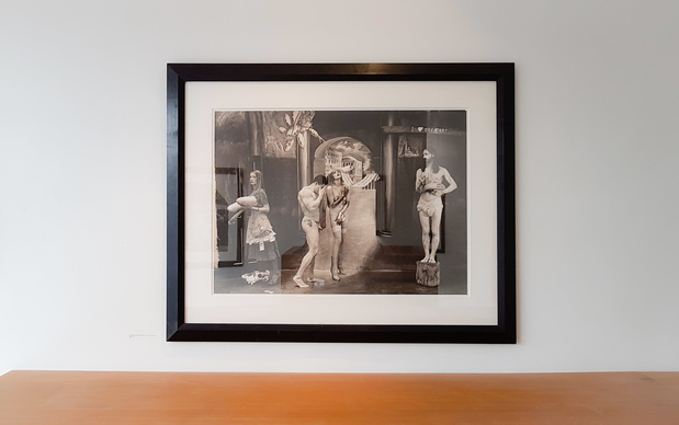 Joel peter witkin galerie baudoin lebon 5 medium